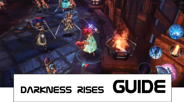Darkness Rises Guide