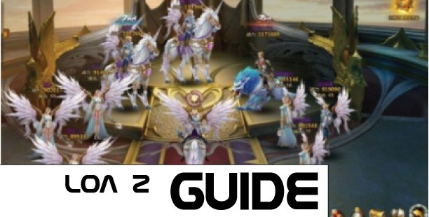 League of Angels 2 Guides