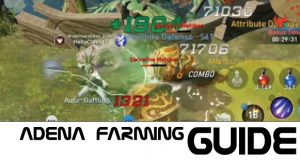 Lineage 2 Revolution Adena Farming Guides