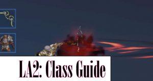 Lineage 2 Revolution Class Guide