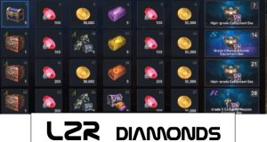 Lineage 2 Revolution Diamonds Guide
