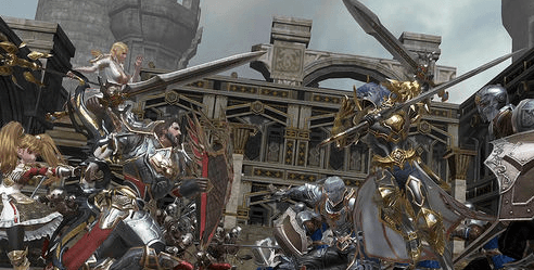 Lineage 2 Revolution For iOS