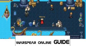 Warspear online guides