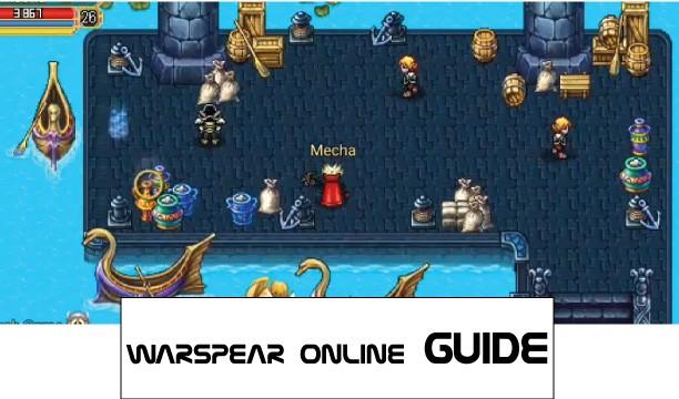 Warspear online guides