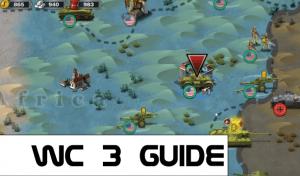 World Conqueror 3 guides