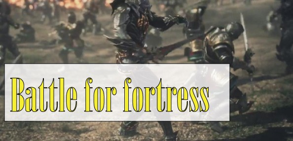 battle for fortress