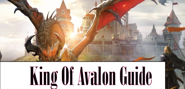 king of avalon guide