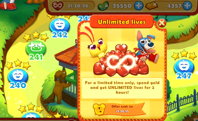 Farm Heroes Saga Guide unlimited lives