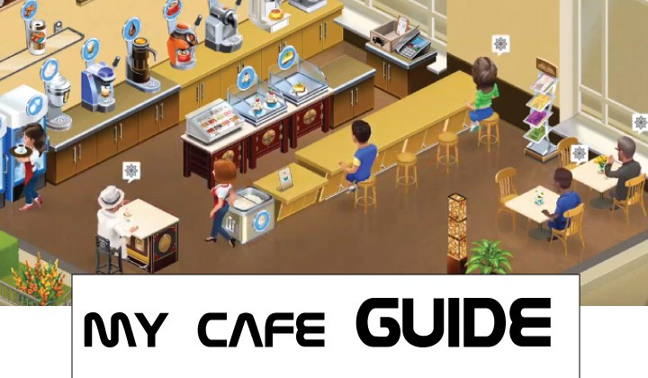 My Cafe Guides