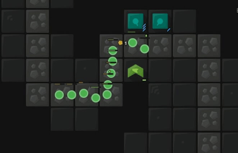 Infinitode guide - Venom tower