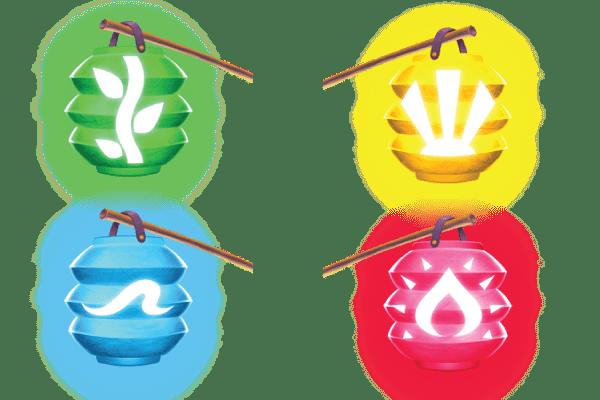 Panda pop lantern guide