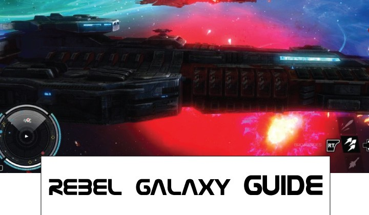 Rebel Galaxy Guides