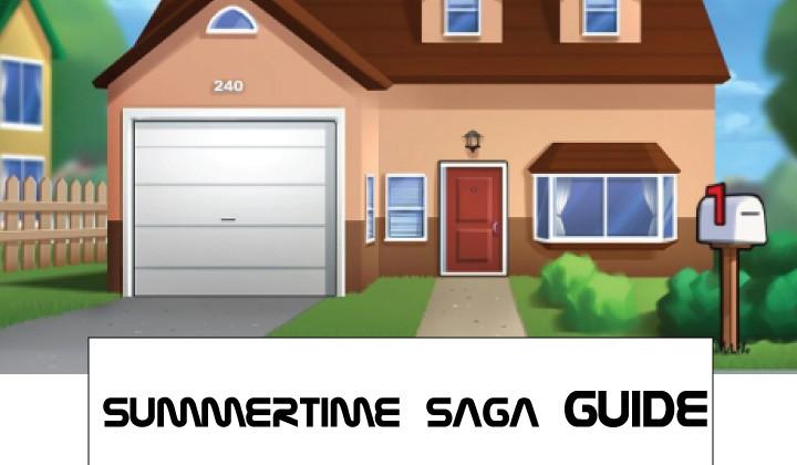 Summertime Saga Guides