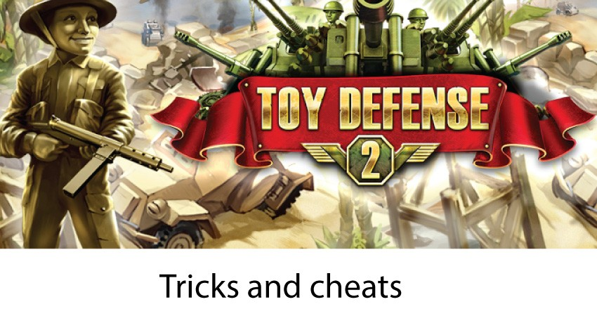 Toy defense 2 tips and cheats