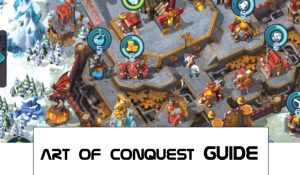 art of conquest guides