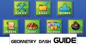geometry dash guides