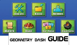 geometry dash guides