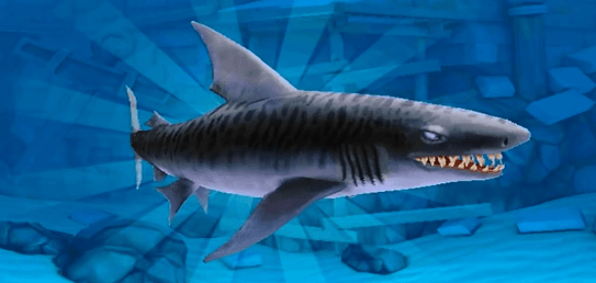 hungry shark evolution guide - tiger shark