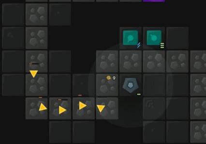 infinitode strategy - Shock