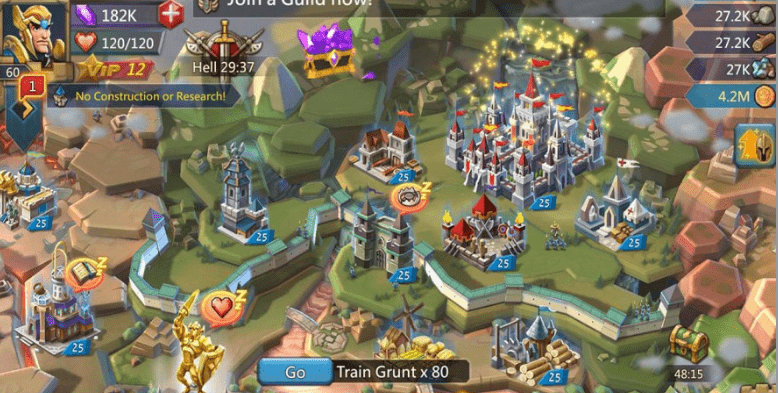 lords mobile guides and cheats