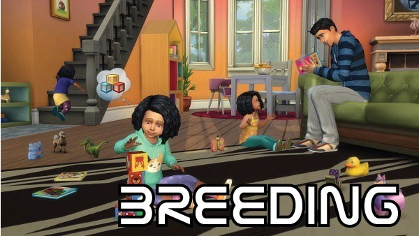 Sims 4 guides - Breeding