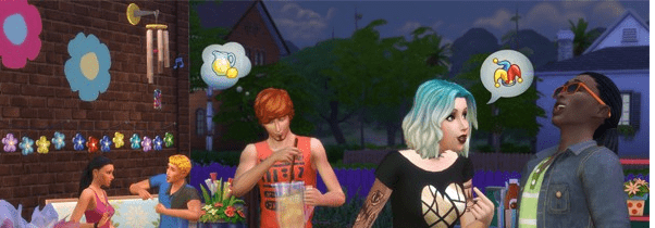 sims 4 guides - Relations