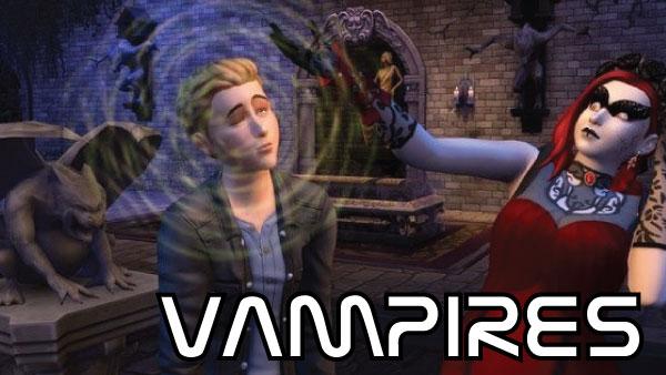 Sims 4 guides - Vampires