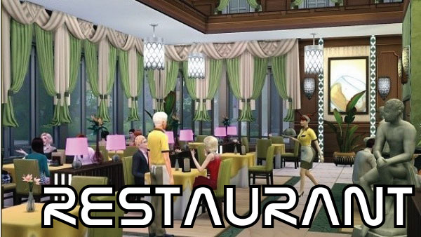 sims 4 guides and cheat codes - restaurant