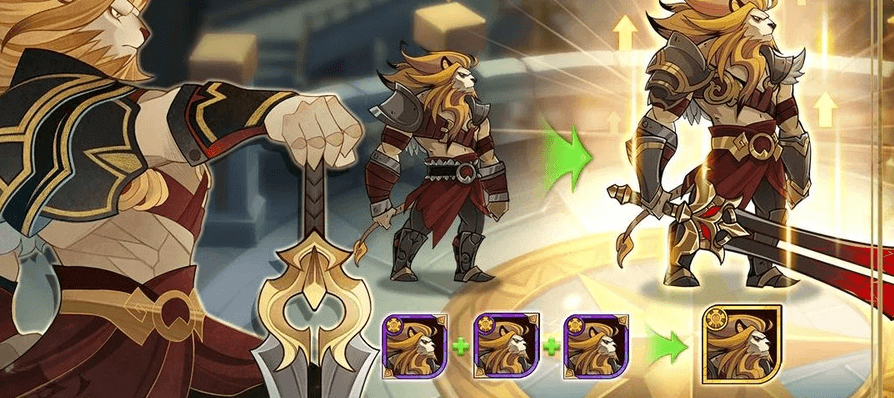 AFK Arena Heroes Leveling Guide