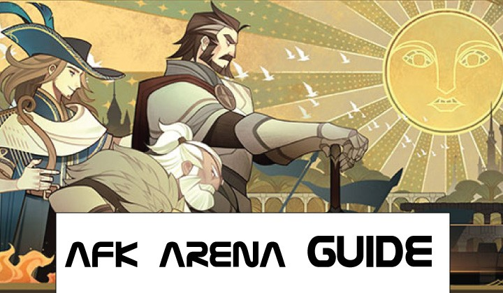 AFK arena guides, wiki and walkthrough