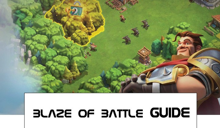 Blaze Of Battle Guide