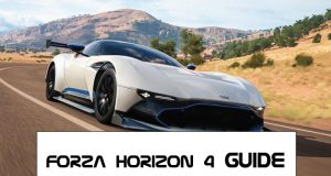 Forza horizon 4 guide tips and walkthrough