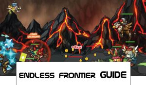 Endless frontier guides