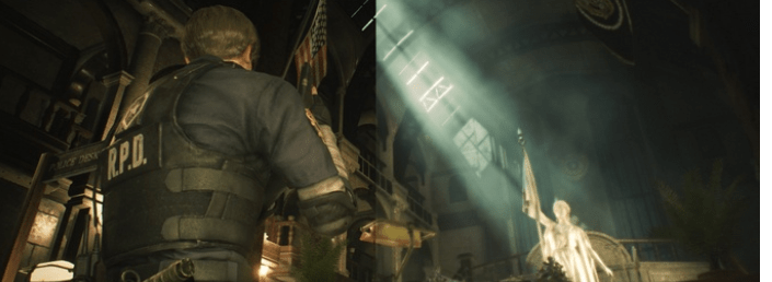 resident evil 2 guide - graphics setting