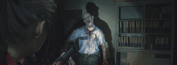 resident evil 2 guide - zombies