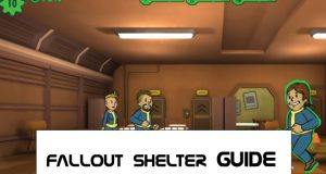 FALLOUT SHELTER GUIDES, CHEATS, HACKS, TIPS, SECRETS