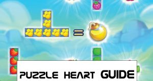 Puzzle heart guides and walkthrough