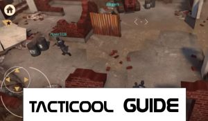Tacticool guide and walkthrough