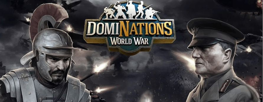 domiNations guide about world war