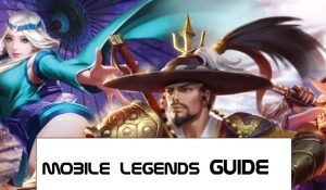 mobile legends guide and walkthrough