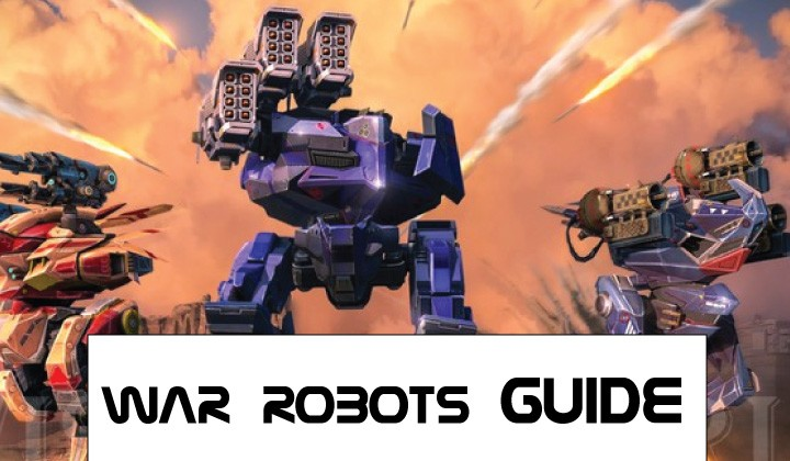 war robots guides and secrets