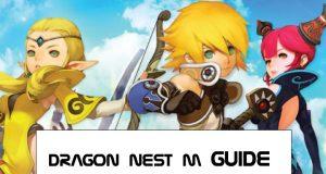 DRAGON NEST M GUIDE