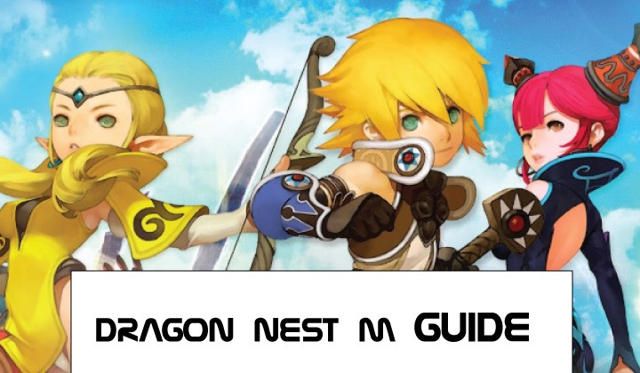 DRAGON NEST M GUIDE