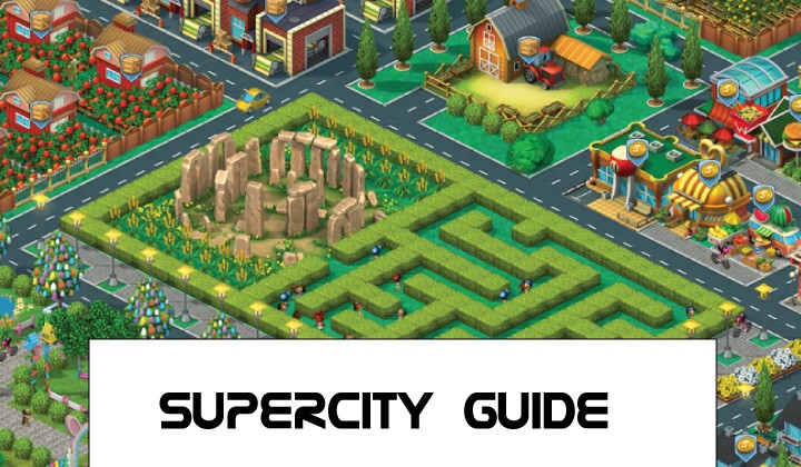 SUPERCITY GUIDE & WALKTHROUGH
