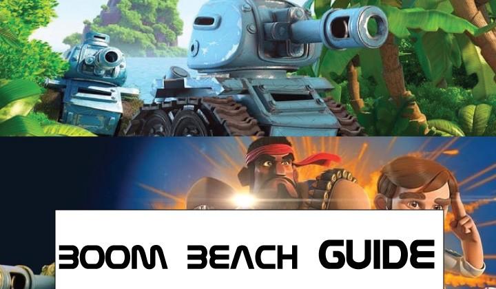 boom beach guide and walkthrough