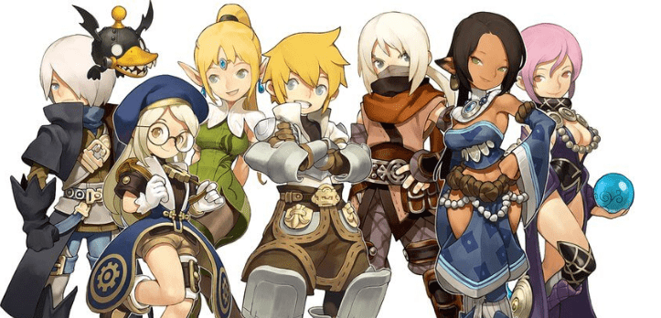 Dragon Nest M Guide For Class