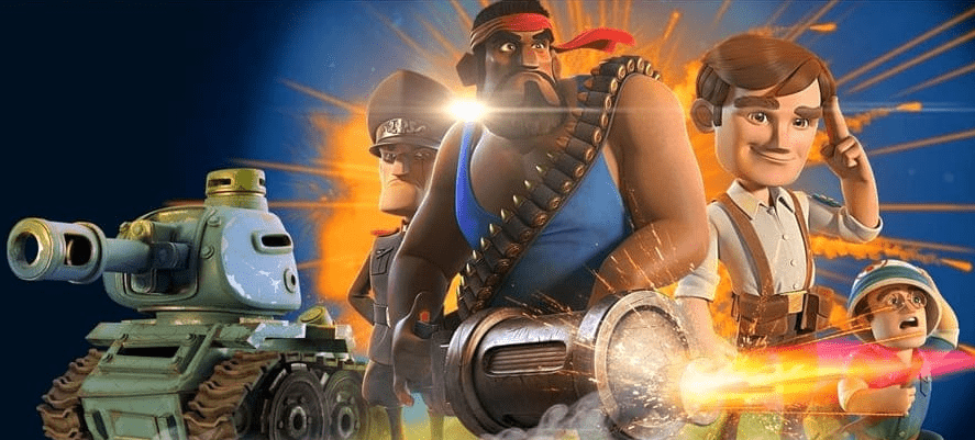 boom beach power stones