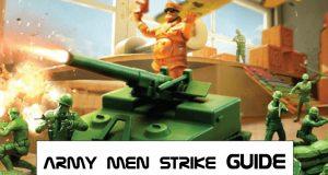 Army Men Strike Guide