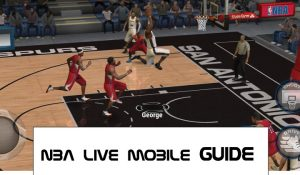 NBA LIVE Mobile Basketball Guide