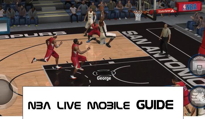 NBA LIVE Mobile Basketball Guide